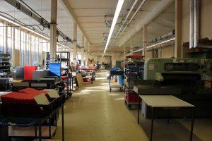 Produktionshalle VIOLA