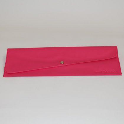 Bestecktasche rosa