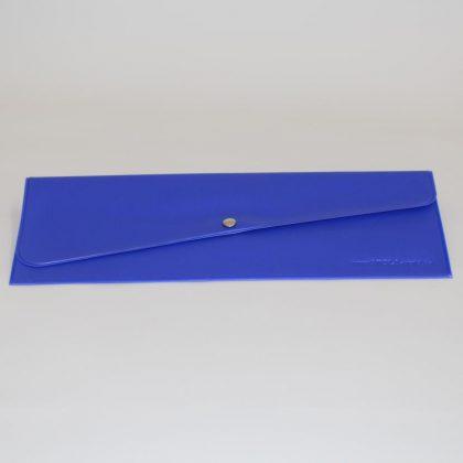 Bestecktasche space blau