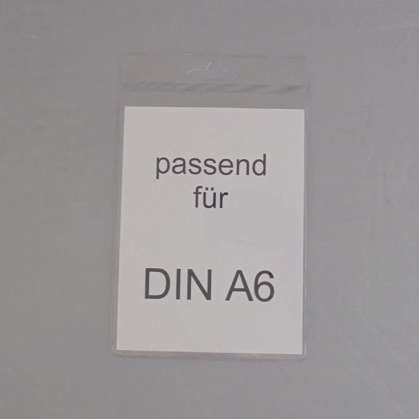 Cliphülle A6