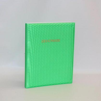 ZMRB 3D grün - Goldprägung