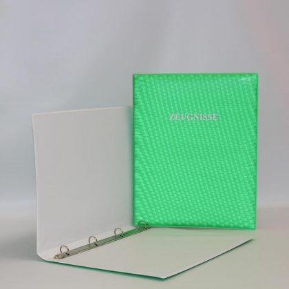 ZMRB 3D grün offen - Silberprägung