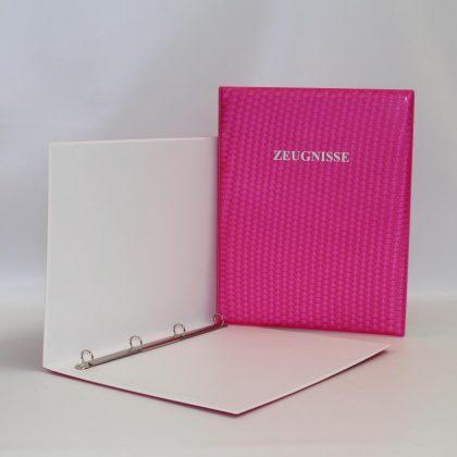 ZMRB 3D rosa offen - Silberprägung