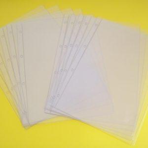 Klarsichthüllen A4 - 10er Pack