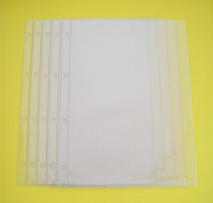 Klarsichthüllen A4 - 5er Pack