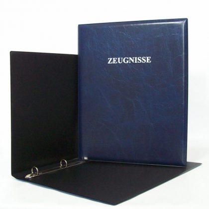 ZMRB xepter blau Silberprägung