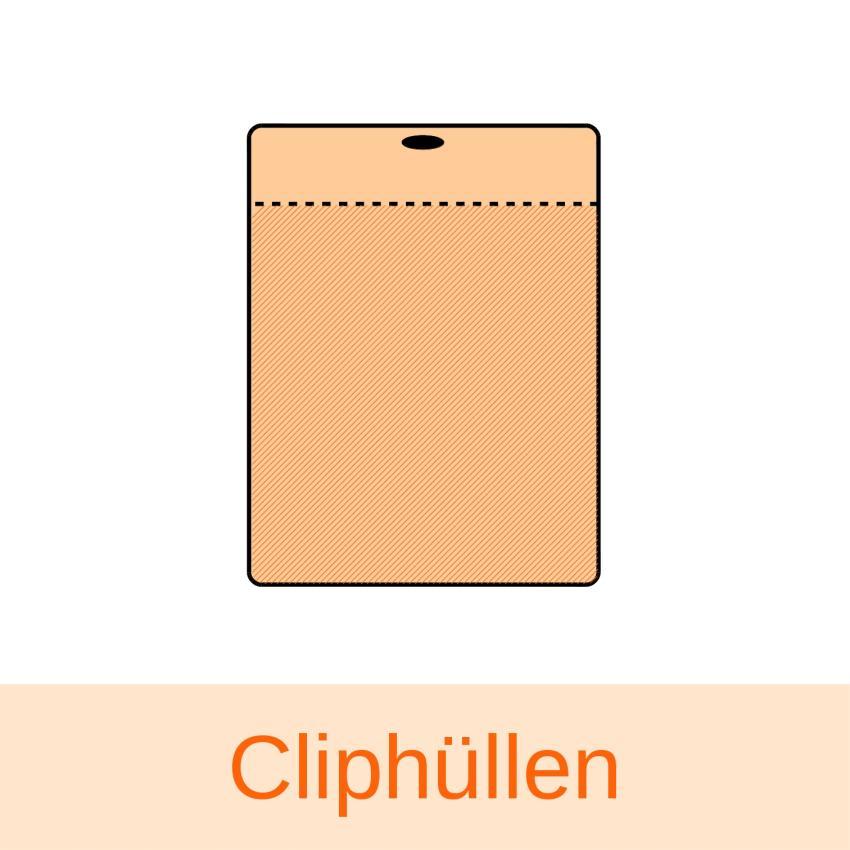 Cliphüllen - Auswahl