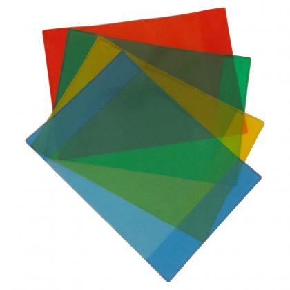 Hefthülle A5 verschiedene Farben