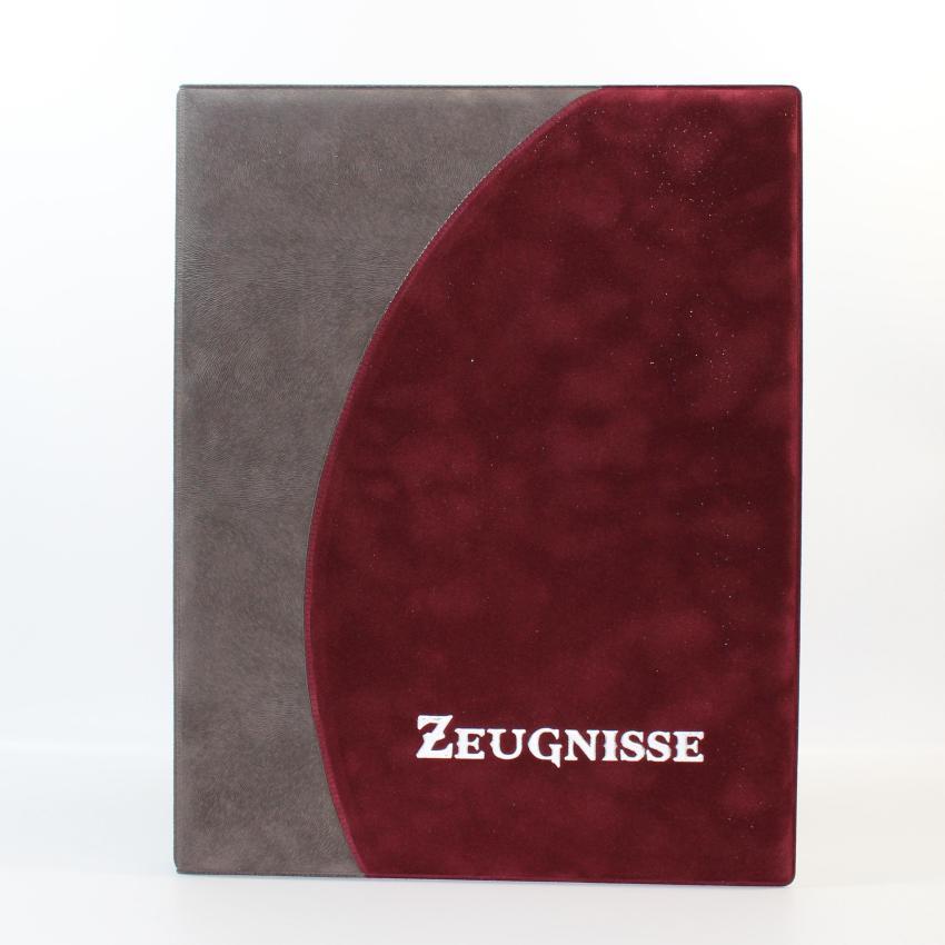 ZMRB Bogen pelo braun – tiffany rot