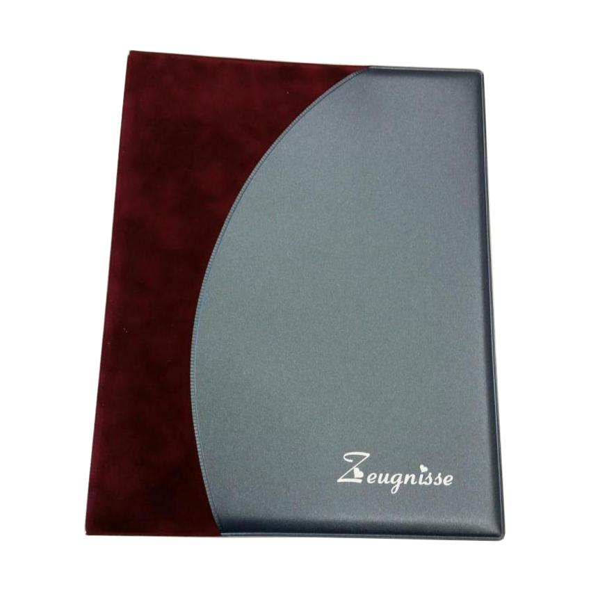 ZMRB Bogen – tiffany rot – xintra dunkelgrau