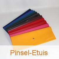 Pinsel-Etuis
