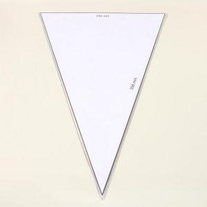 Wimpelhüllen 258 x 358 mm