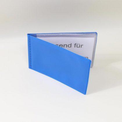 Scheckkarten-Mäppchen