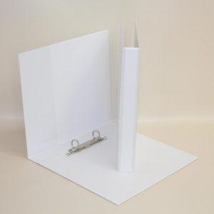 Ringbuch A4 - 2D20 - 2-Ringmechanik