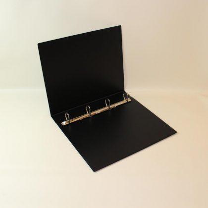 Ringbuch A4 - 4D30 schwarz