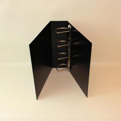 Ringbuch A4 - 4D65 schwarz