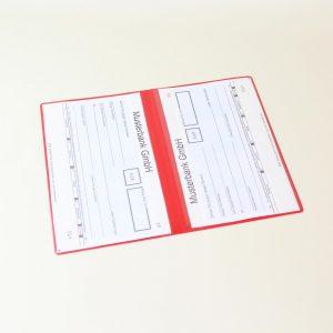 Scheckbuch-Hüllen 194 x 159 mm