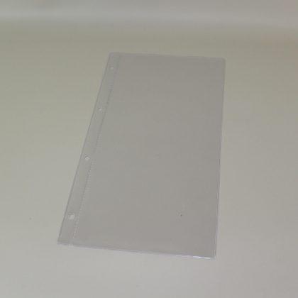 Abhefthüllen A4 Schmalformat 4-fach Lochung