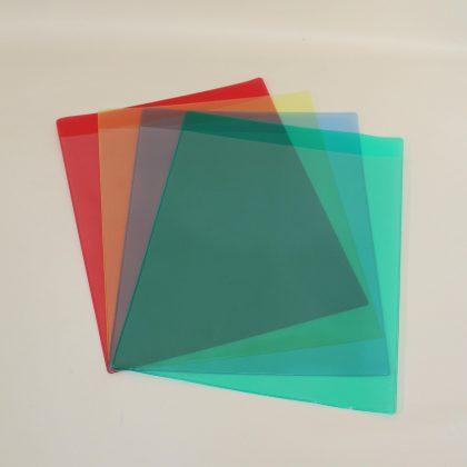 Schutzhüllen transluzent 24 x 31 cm