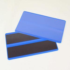 Magnet-Etikettentaschen 18 x 10,75 cm